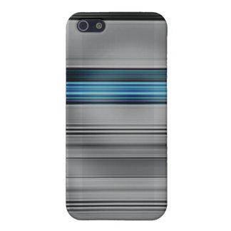 Caja moderna de la mota de la tecnología 1 iPhone 5 funda