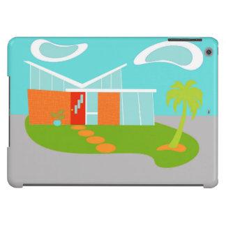 Caja moderna del aire del iPad de la casa de los Carcasa iPad Air