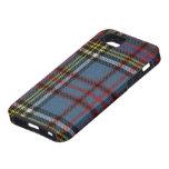 caja moderna del tartán de Anderson del iPhone 5 iPhone 5 Case-Mate Cobertura