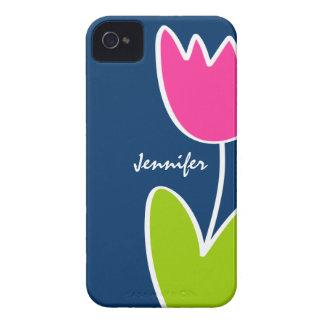 Caja moderna personalizada del iPhone 4/4S del tul Case-Mate iPhone 4 Cárcasas