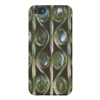 Caja modernista del teléfono del Moonstone iPhone 5 Carcasas
