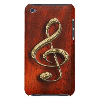 Caja musical brillante de iPod del símbolo iPod Case-Mate Protector