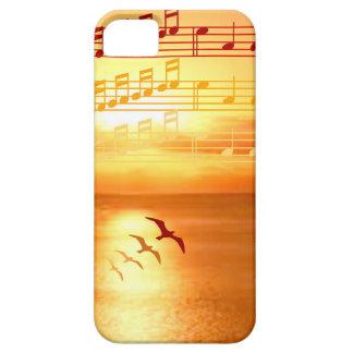 Caja musical del teléfono móvil de la fantasía iPhone 5 carcasa