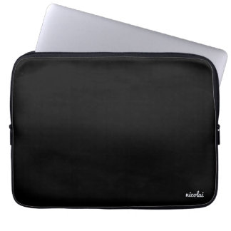 Caja negra/básica del ordenador portátil (13) funda computadora