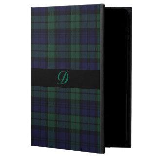 Caja negra clásica del aire 2 del iPad de la tela