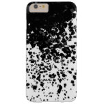 Caja negra de Iphone 6 del cubo Funda De iPhone 6 Slim