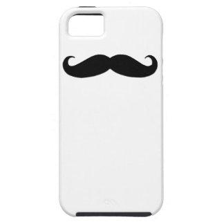 Caja negra de la casamata del iPhone 5 del bigote iPhone 5 Cárcasa