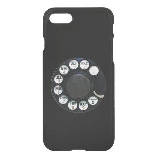 Caja negra de la desviación de Clearly™ del iPhone Funda Para iPhone 7