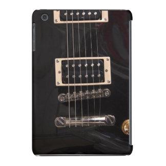 Caja negra de las secuencias de la guitarra fundas de iPad mini