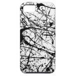 Caja negra del ambiente de la casamata del iPhone  iPhone 5 Case-Mate Cárcasa