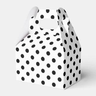 Caja negra del favor del aguilón del modelo de cajas para regalos
