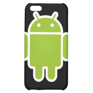 Caja negra del iPhone 4 de Bugdroid