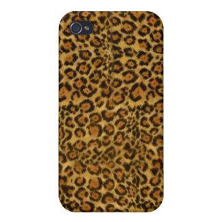 Caja negra del iPhone 4 de la impresión de la piel iPhone 4 Carcasa