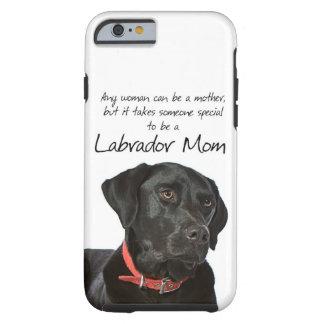 Caja negra del iPhone 6 de la mamá del laboratorio