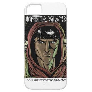 Caja negra del iphone de Joshua iPhone 5 Cárcasa