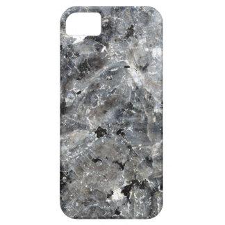 caja negra del iphone del granito de la belleza funda para iPhone SE/5/5s