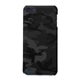 Caja negra del tacto de Camo iPod Funda Para iPod Touch 5G