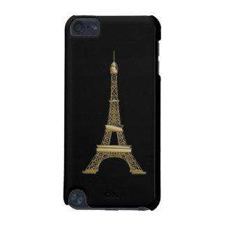 Caja negra francesa del tacto 5g de iPod de la Funda Para iPod Touch 5G