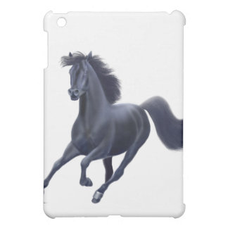 Caja negra galopante de la mota del caballo