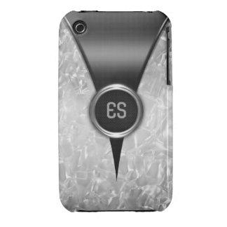 Caja negra retra del iPhone 3G/3GS Carcasa Para iPhone 3