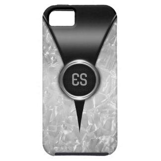Caja negra retra del iPhone 5 Funda Para iPhone SE/5/5s