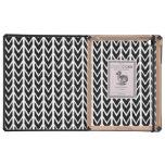 Caja negra y blanca clásica del iPad del DODO iPad Cárcasa