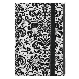 Caja negra y blanca del iPad del damasco iPad Mini Cobertura