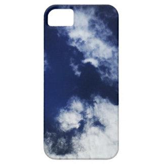 Caja nublada del teléfono iPhone 5 fundas