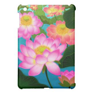 Caja oriental preciosa de la mota de las flores de