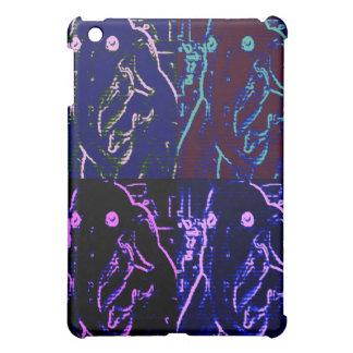 Caja oscura del iPad de cuatro elefantes