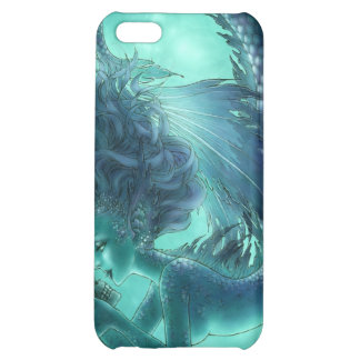 Caja oscura del iPhone 4/4S de la sirena - besos d