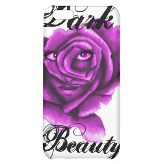 Caja oscura del iphone 4 de la belleza