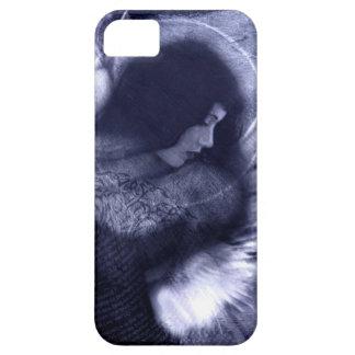 Caja oscura del iPhone 5 del ángel iPhone 5 Funda