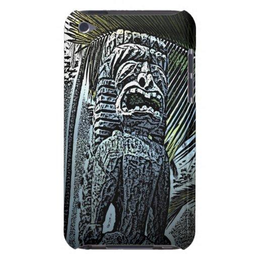 Caja oscura del tacto de iPod de la estatua del ti iPod Touch Cobertura
