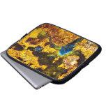 Caja oxidada del ordenador portátil fundas computadoras