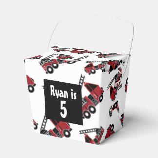 Caja para llevar del favor del envase de los caja para regalos de fiestas