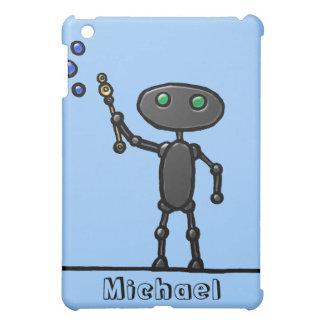 Caja personalizada Bot del iPad de la burbuja
