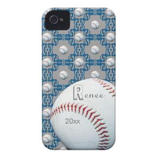 Caja personalizada de Iphone 4/4S del adorno del Case-Mate iPhone 4 Protectores