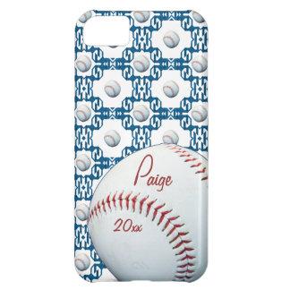 Caja personalizada de Iphone 5 del adorno del béis Funda Para iPhone 5C