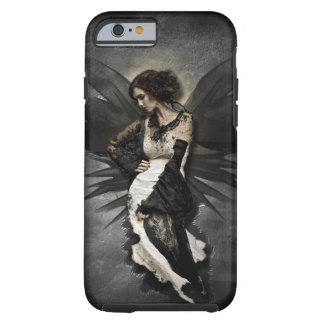 Caja personalizada de Iphone 6/ángel gótico Funda Para iPhone 6 Tough