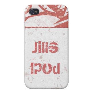 caja personalizada de IPod iPhone 4/4S Fundas
