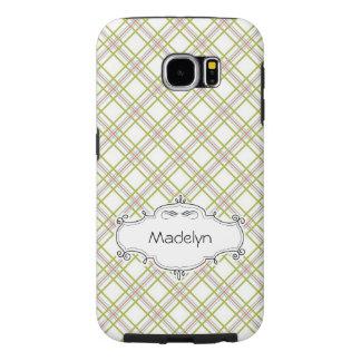 Caja personalizada de la galaxia 6 de Samsung de Fundas Samsung Galaxy S6