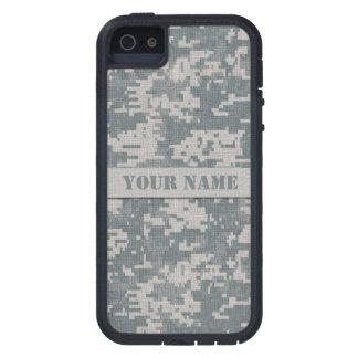 Caja personalizada de Xtreme del iPhone 5 del camu iPhone 5 Case-Mate Cárcasa