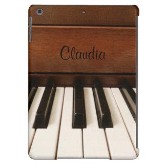 Caja personalizada del aire del iPad de la música Funda Para iPad Air