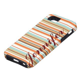 Caja personalizada del ambiente de IPhone 5 de la  iPhone 5 Case-Mate Cárcasas