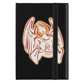 Caja personalizada del iPad del ángel de la paz iPad Mini Funda