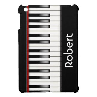 Caja personalizada del iPad del teclado de piano m