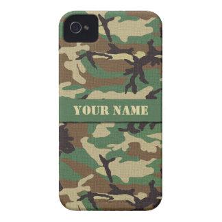 Caja personalizada del iPhone 4/4S del arbolado iPhone 4 Case-Mate Fundas