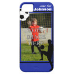 Caja personalizada del iPhone 5 del fútbol iPhone 5 Cárcasa