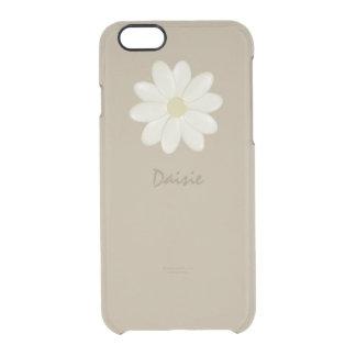 Caja personalizada del iPhone 6/6s del oro de Funda Clearly™ Deflector Para iPhone 6 De Uncommon